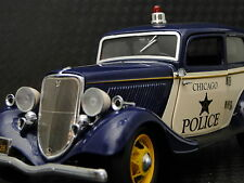 A 1 Ford 1930s Model 24 Chicago Police Car 18 Rare T 43 Truck Wagon Capone 12