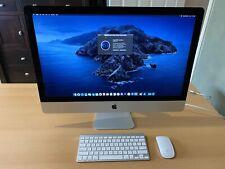"""Apple iMac 27"""" 5k Quad i7 Turbo 4.0Ghz + 32GB Ram + 3TB Fusion + Radeon R9 4GB"""