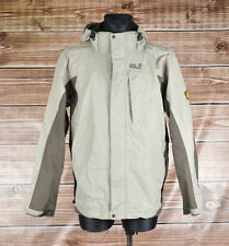 Jack Wolfskin Hooded Texapore Men Jacket Coat Size L,UK-40/42, Genuine