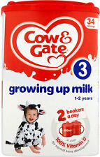 Cow and Gate Growing Up Milk 1 to 2 Years