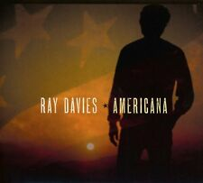 Americana (2LP) - Ray Davies (Kinks) (Vinyl, w/Digital Download, 2 Discs)