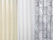 Fabric Abstract Modern Shower Curtains