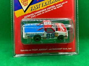 ORIGINAL LIFE LIKE FAST TRACKERS # 89 NASTRUCK WITH M CHASSIS, FITS ROKAR AMRAC