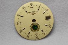 Reloj De Pulsera Longines Damas Dorado nuclear Dial - 19.5mm nos
