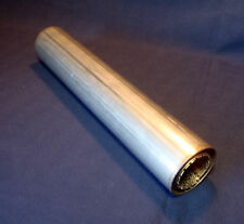 """57mm bore (2¼"""") 3"""" Round x 24"""" Long Universal Stainless steel exhaust silencer"""