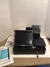 Groovv Credit Card Storefront Set Up Terminal Cash Drawer Printer Router