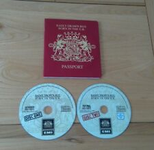 "Badly Drawn Boy Born In The UK ""Passport"" CD & DVD BDB1 Alternative Folk Rock"
