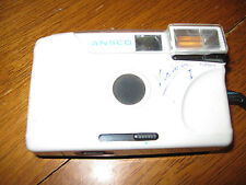 ansco vision one 35mm camera with flash!