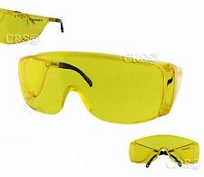 Shooting Sport Glasses Goggles Gun Range Eye Protection OTG Fit Over Rx Frames