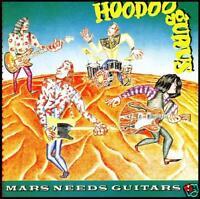 HOODOO GURUS - MARS NEEDS GUITARS Deluxe Ed CD ~ BITTERSWEET DAVE FAULKNER *NEW*
