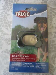 Clicker für Hunde oder Katzen