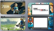 Legend of Zelda Breath of the Wild Princess Game Decal Skin New Nintendo 3DS XL