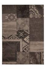 Tapis rectangulaire avec un motif Patchwork pour la maison, 160 cm x 230 cm