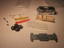 Hot Wheels Rear Loader Beach Bomb Replica Unbuilt Kit - Chromed