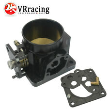 New 75mm Throttle Body For 86-93 Ford Mustang GT Cobra LX 5.0L Performance Bille