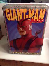 Marvel Bowen Designs Giant-Man & Wasp mini-bust MIB #2881/6500 Avengers
