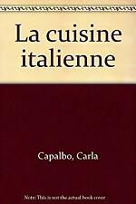 La cuisine italienne by INCONNU