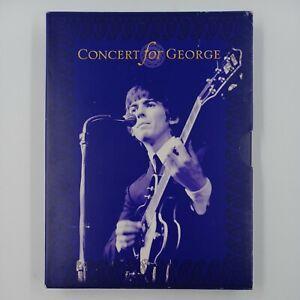Concert for George (DVD, 2003, 2-Disc Set)