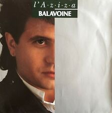 "Balavoine - L'Aziza 1984 - Vinyl 7"" 45T (Single)"