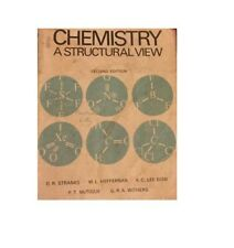 Chemistry - A Structural View - Donald Richard Stranks - 2nd edition