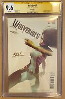 WOLVERINES 3B 1:25 PAREL SIGNED CHARLES SOULE CGC 9.6 1ST FANTOMELLE & CULPEPPER