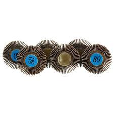 Sanding Sandpaper Flap Wheel Disc 80 Grit For Rotary Tools 1pcs