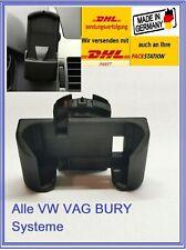 VW Handyhalterung 66-90mm -14mm Adapterplatte Auto Ladeschale Konsole Bury