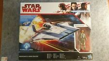 star wars A wing force link last jedi new unopen