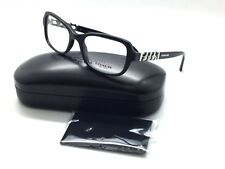 c09a07a02aea Coach HC 6075q 5002 Black Eyeglasses Authentic RX Hc6075q 50-18 W case