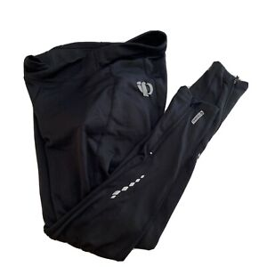 Pearl Izumi  Select Thermal Winter Cycling Tights Pants Black Women's L Padded