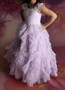 Dollcake Best Wishes dress lilac Size - 6 BNWT special occasion