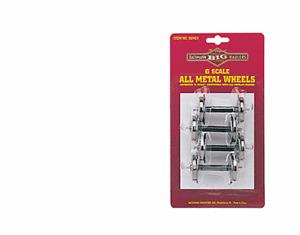 Gauge G - Wheel Sets 31mm 4 Piece - 92421 Neu
