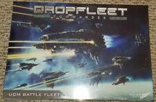 Dropfleet Commander UCM Battle Fleet New Sealed
