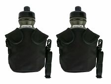 $averPak 2 Pack- Includes 2 Seychelle 38oz ADVANCED Filter Canteens with Sling
