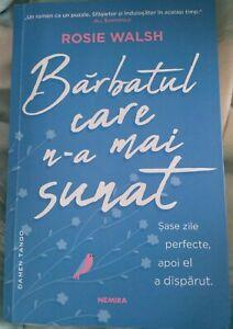 Barbatul care n-a mai sunat de Rosie Walsh Book in Romanian