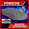 [PORSCHE BOXSTER CONVERTIBLE] CAR COVER - Ultimate Custom-Fit Weather Protection