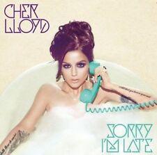 CHER LLOYD-SORRY I'M LATE-JAPAN CD BONUS TRACK E78