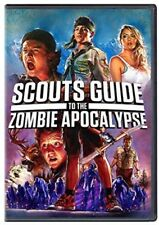 Scouts Guide to the Zombie Apocalypse [New DVD] Dubbed, Subtitled, Widescreen,