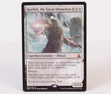 Kozilek, the Great Distortion - Mythic Rare - Magic Card - Near Mint - x1 - MTG