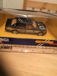 Vintage Rare Corgi #385 Mercedes 190E Nurburgring 24hr Racing. Mint. Boxed. RARE
