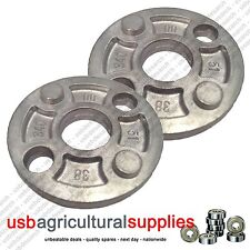 Flymo Mower Blade Spacers x2  5138340-00/4 GT2 GT500 L47 L470 L300 NEXT DAY DEL