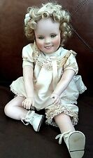 COLLECTIBLE SHIRLEY TEMPLE DOLL, DANBURY MINT