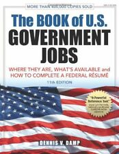 The Book of U.S. Government Jobs: Where They Are,