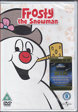 Frosty the Snowman (1969) Rankin & Bass animation New & Sealed condition R2 DVD