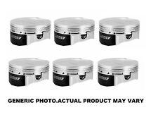 Manley 81.4mm Stroke Dish Pistons 96 mm Bore for 03-07 Nissan / Infiniti VQ35DE