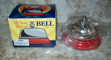 """Schylling """"At Your Service"""" Service Bell ~ Brand New Sealed In Box"""