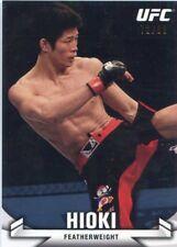 2013 TOPPS UFC KNOCKOUT BLUE PARALLEL #/88 HATSU HIOKI #113