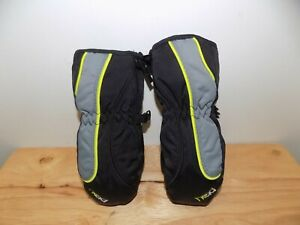 NEW!!  Youth Head Insulated Ski/Snow/Winter Mittens - Size XS/S