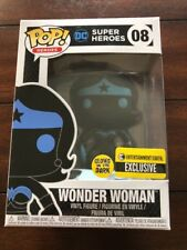 Funko Pop! Dc Justice League: Wonder Woman Silhouette #08 Exclusive
