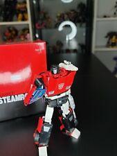Badcube Steamroll OTS-14 Transformers Masterpiece 3rd Party Sideswipe